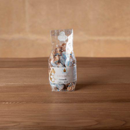 Caramelle Latte e Miele
