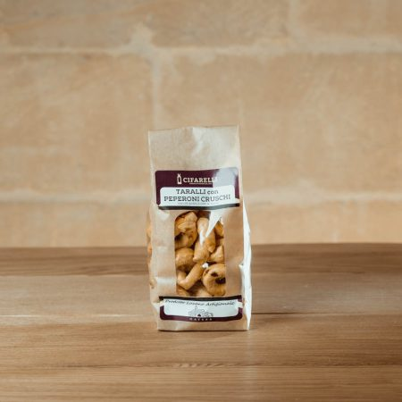 Tarallini con Peperoni Cruschi