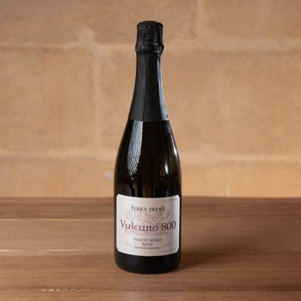 Vulcano 800 Spumante Pinot Nero