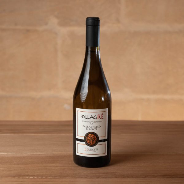 Pallagrè Bianco 2018 Pallagrello