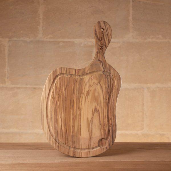 Bistecchiera In legno D'Olivo Arte in Olivo